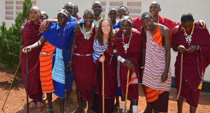 Vrijwilligerswerk Tanzania Massai project