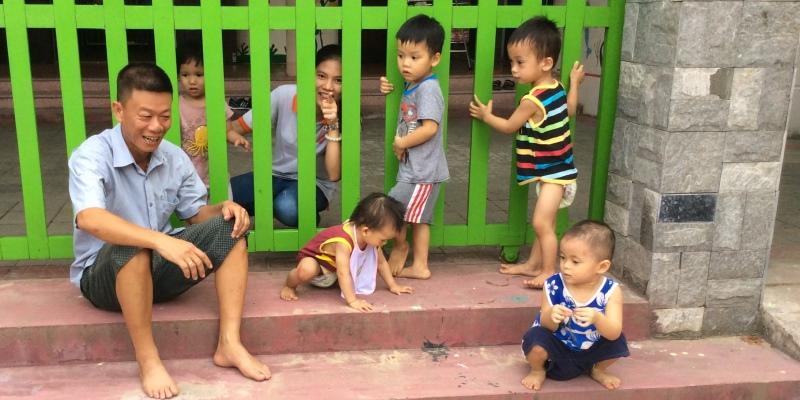 Vrijwilligerswerk Vietnam