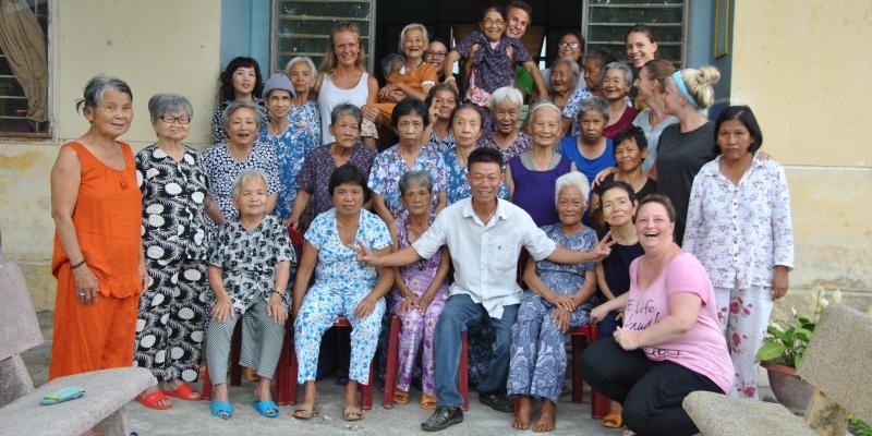 Vrijwilligerswerk Vietnam ouderenzorg