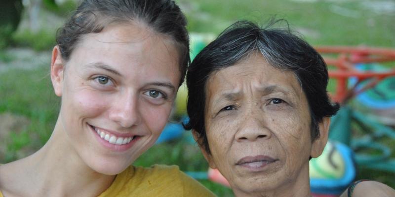 Vrijwilligerswerk Vietnam vrijwilligster Valerie