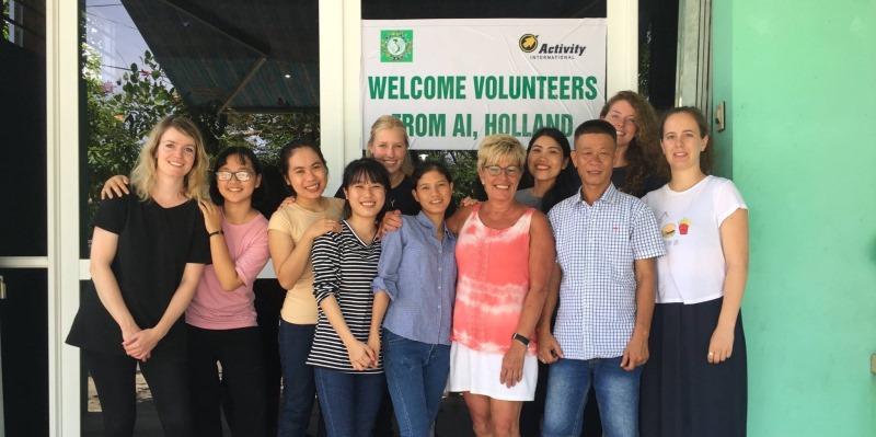 Vrijwilligerswerk Vietnam welkom vrijwilligers