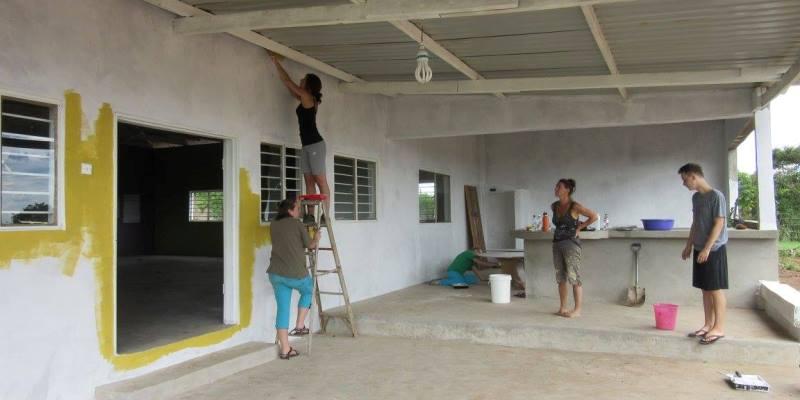 Vrijwilligerswerk Zambia Anne bij Lilato