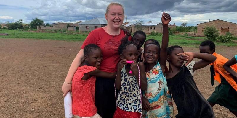 Vrijwilligerswerk Zambia Emma 2