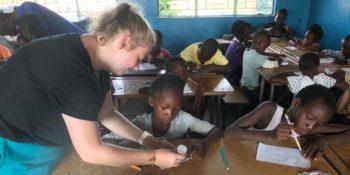 Vrijwilligerswerk Zambia Emma 3