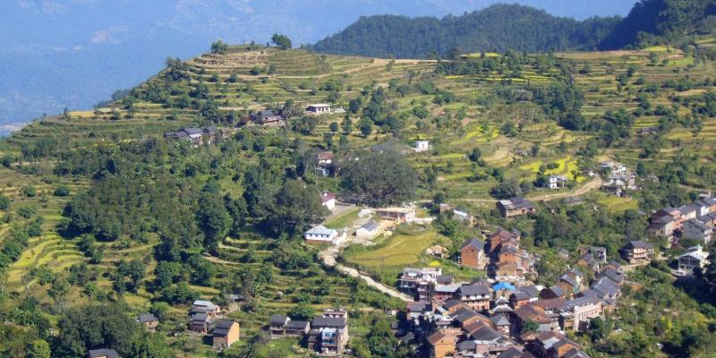 Vrijwilligerswerk in Kathmandu bergdorpje