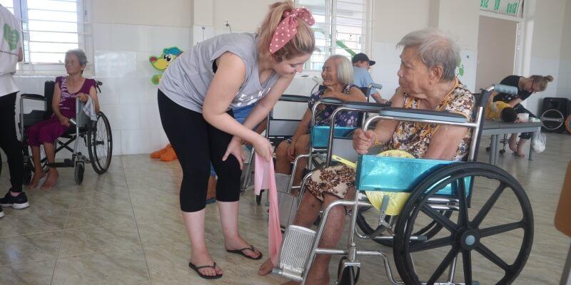 Vrijwilligerswerk in Vietnam 10