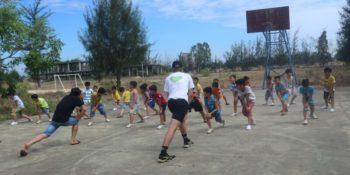 Vrijwilligerswerk in Vietnam 11