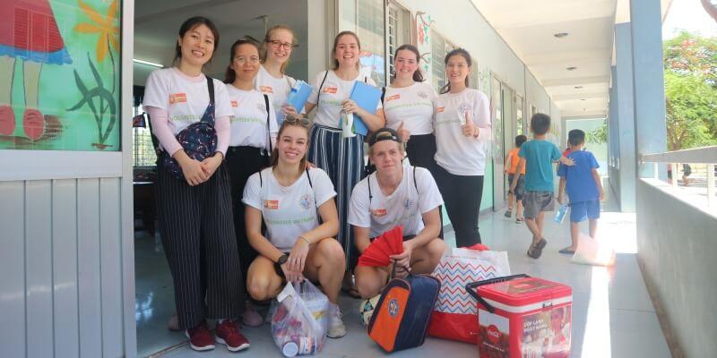 Vrijwilligerswerk in Vietnam 12