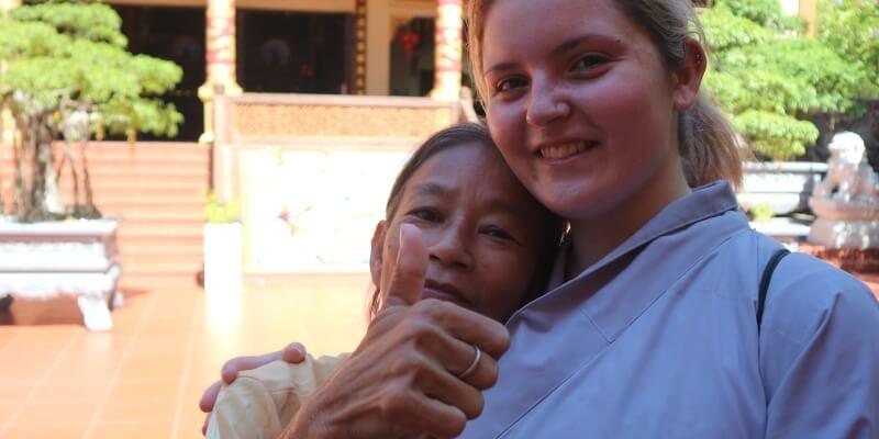 Vrijwilligerswerk in Vietnam 15