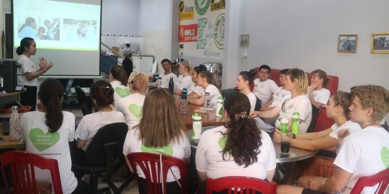Vrijwilligerswerk in Vietnam 8