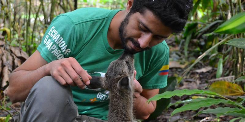 Vrijwilligeswerk Ecuador Amazone Animal Rescue Centre