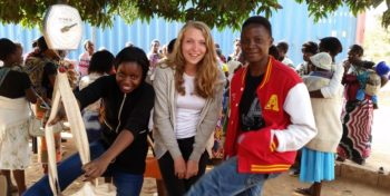 Zambia medisch project Anniek Stortelers