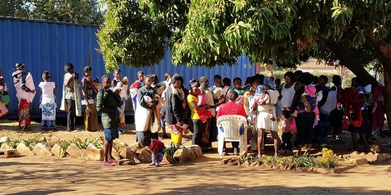 Zambia medisch project