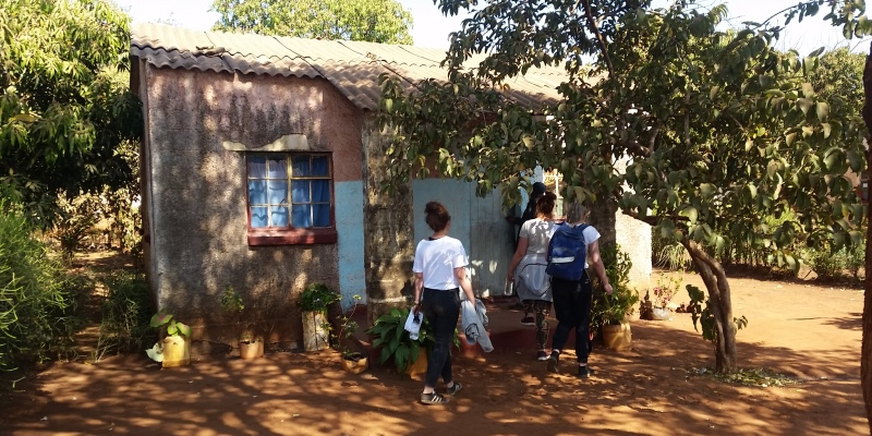 Zambia vrijwilligerswerk Livingstone