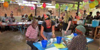 Zambia vrijwilligerswerk Livingstone Kerstproject 2