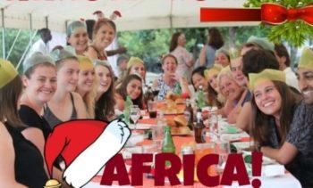 Zambia vrijwilligerswerk Livingstone Kerstproject