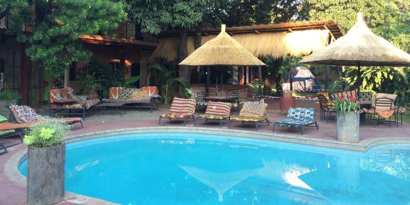 Zambia vrijwilligerswerk Livingstone accommodatie