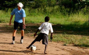 Zambia vrijwilligerswerk Livingstone sportproject 2
