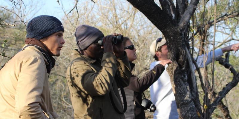 Zuid-Afrika Kwazulu Big 5 reservaten