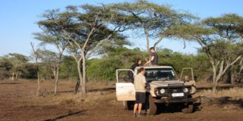 Zuid-Afrika Kwazulu Big 5 reservaten Anniek