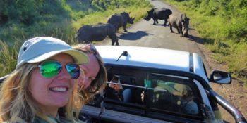 Zuid-Afrika Kwazulu Big 5 reservaten Carmen jpg