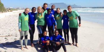 Zuid-Afrika Surf and Adventureclub