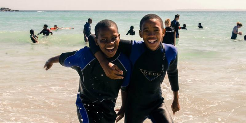 Zuid-Afrika Surf and Adventureclub surfles