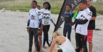 Zuid-Afrika Surf and Adventureclub surfles 3