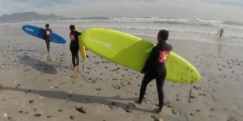 Zuid-Afrika Surf and Adventureclub surfles