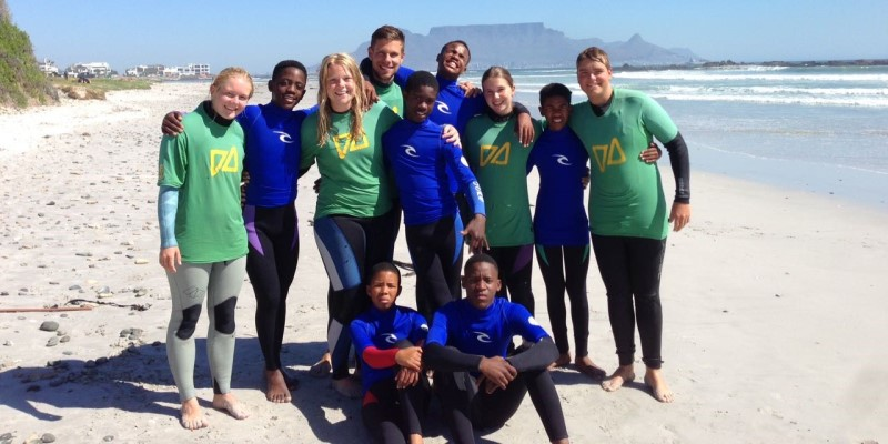 Zuid-Afrika Surf and Adventureclub