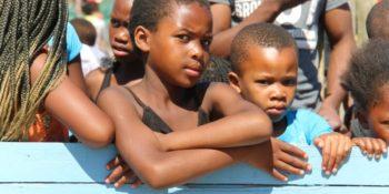 Zuid-Afrika Surf and Aventureclub project meisje op school