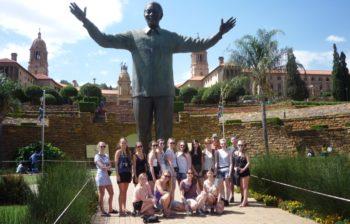 Zuid-Afrika Welgevonden Conservation and Research introducie Joburg