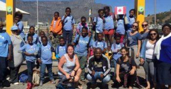 Zuid-Afrika vrijwilligerswerk Kaapstad gap year