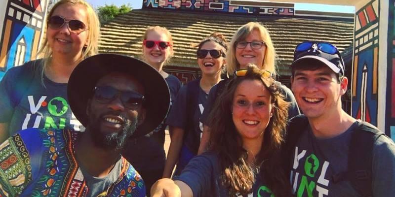 Zuid-Afrika vrijwilligerswerk Kaapstad groepen
