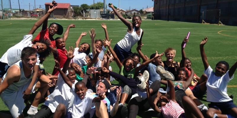 Zuid-Afrika vrijwilligerswerk Kaapstad DIY schoolklas