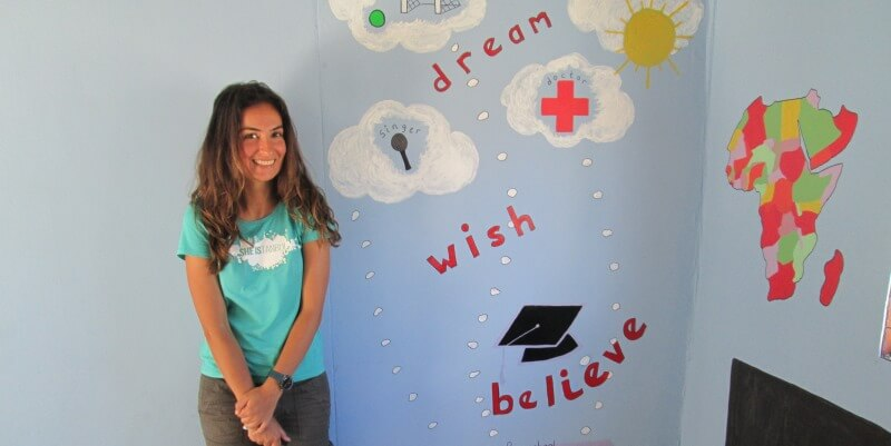Zuid-Afrika vrijwilligerswerk Kaapstad DIY wish dreeam believe