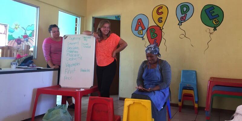 Zuid-Afrika vrijwilligerswerk Kaapstad DIY women empowerment