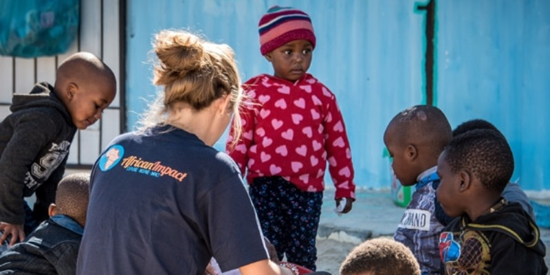 Zuid-Afrika vrijwilligerswerk Kaapstad Early Childhood Development