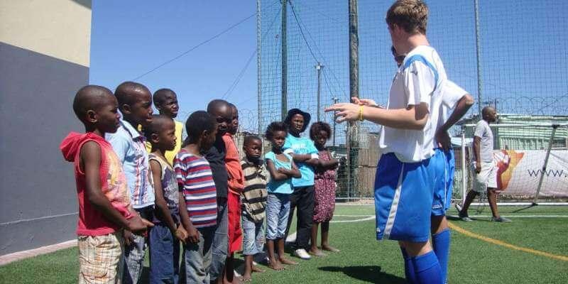 Zuid-Afrika vrijwilligerswerk kaapstad DIY voetbalmiddag jpg