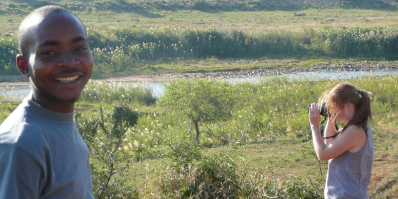 Zuidafrika Wildlife fotografie
