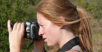 Zuidafrika Wildlife fotografie vrijwilligster