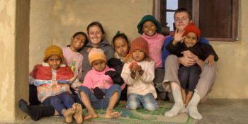 vrijwilligerswerk in Nepal Straatkinderen