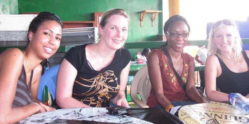 Ghana vrijwilligerswerk Accra introductie