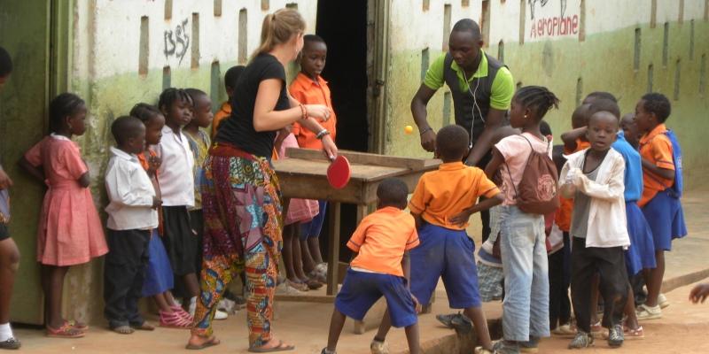 Ghana vrijwilligerswerk in Accra