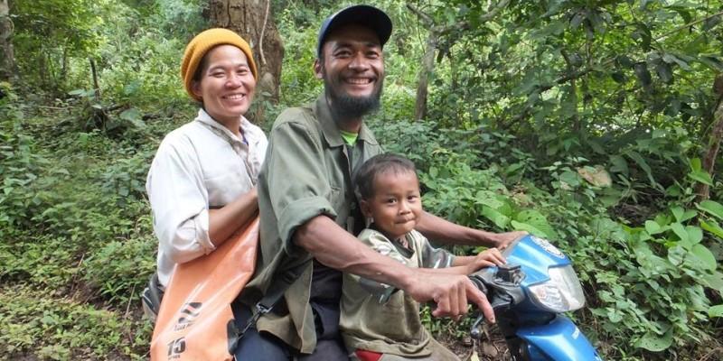 Olifantenproject Thailand gastgezin