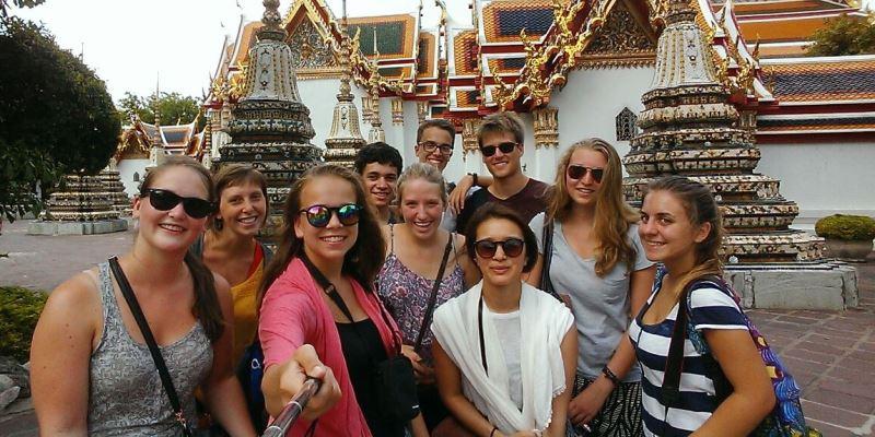 Thailand Kickstart Thailand culturele excursie
