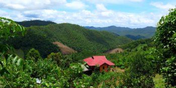 Thailand Olifantenproject uitzicht vanuit community