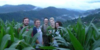 Thailand Olifantenproject vrijwilligers