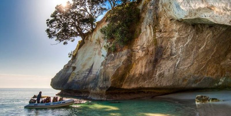 Ultimate New Zealand Cathedral Cove Coromandel