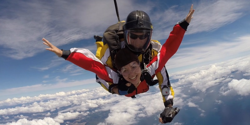 Ultimate New Zealand Skydive Taupo